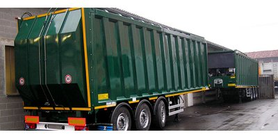 Model 52 m3 - Waste Transfer Semitrailer
