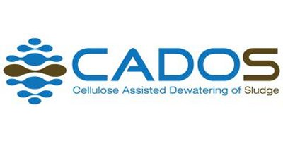 Cellulose Assisted Dewatering of Sludge (CADoS)