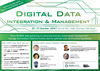 Digital Data Integration & Management 2016 - Agenda - Brochure