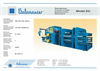 Model EO 11 & 17 - Balingpress Balers  Brochure