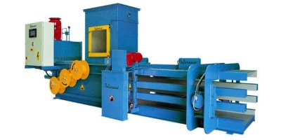 Model ESG - Balingpress Balers