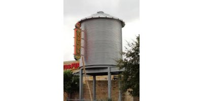 Elevated Metal Water Tanks