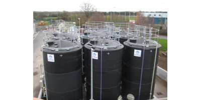 Thermoplastic Chemical Tanks