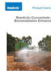 RemActiv - Liquid Concentrate Bioremediation Contains Brochure