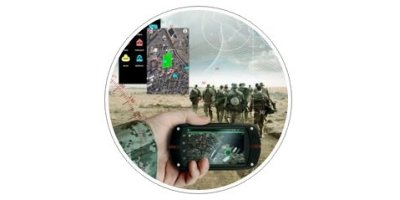 LuciadMobile - Mobile Geospatial Situational Awareness Software
