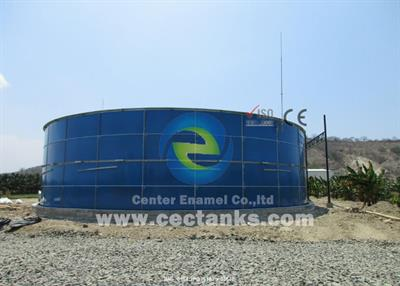 CEC Tanks - Anti Corrosion Glass Fused Steel Tanks