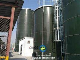 CEC Tanks - Coated Waste Water Storage Tanks with Corrosion Resistance