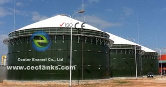 CEC Tanks - Model 100 000 Gallon - Anaerobic Digester Tank for Organic Waste Treatment