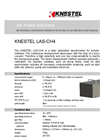 Model LAS-CH4 - Laser Absorption Spectrometer Brochure