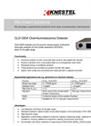 Model CLD-mini-OEM - Mini Chemiluminescence Detector Brochure