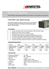 Model LAS-OEM - Laser Absorption Spectrometer Brochure