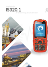 Atex - Model IS-320.1 - Intrinsically Safe Mobile Phone Brochure