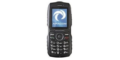 Airacom - Model CHALLENGER 2.0  - Ultra Rugged Industrial Mobile Phone for Hazardous Areas