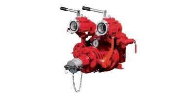 ESTERI - Model 10-1500 - Single Stage Centrifugal Pump
