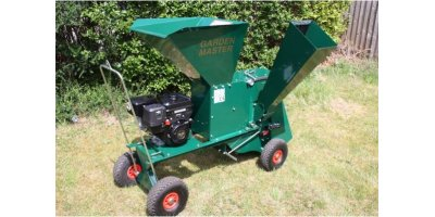 GreenShredder - 6.5hp Manual Start Garden Master Shredder Chipper