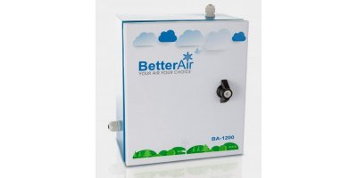 Model BA-1200 - Commercial Air Duct Purifier