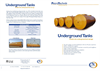 Underground Storage Tanks Brochure