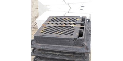 Catch Basin Frame & Covers