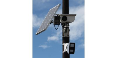 SiteWatch - Model 700  - Remote Site Security & Surveillance Camera