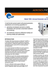 MSP - Model M1500 - Aerosol Generator and Monitor (AGM) Brochure