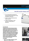 MSP - Model 2001 - Portable Cleanroom Fogger Datasheet