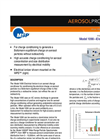 Model 1090 - Electrical Ionizer Brochure