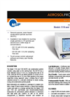 MSP - Model 1120 - Water-Based Condensation Particle Counter Datasheet