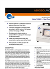MSP - Model 7400AD - Advanced Real-Time Fiber Monitor Datasheet