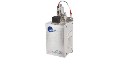 MSP - Model 2820PE - Liquid Injection Turbo-Vaporizers