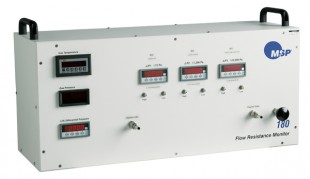 Model M180 - Flow Resistance Monitor Station