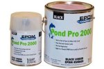 Pondpro2000 - Pond Sealant Use on Existing EPDM, Vinyl and PVC Liners