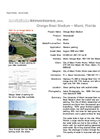 Orange Bowl Stadium – Miami, Florida