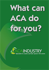What Can ACA Do For You - Brochure