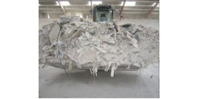 ACA - Gypsum Waste Crusher