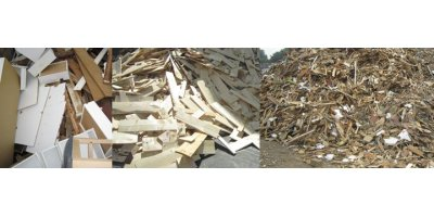 ACA - Crusher for Recycling of Chip Boards and Veneer