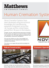 Human Cremation Systems - Brochure