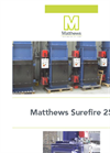 Surefire SF25 Waste Incinerators - Brochure