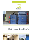 Surefire SF50 Waste Incinerators - Brochure