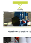 Surefire SF150 Waste Incinerators - Brochure