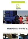 Surefire SF200 Waste Incinerators - Brochure