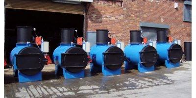 TodaySure Surefire - Model SA25 - Fixed Hearth Pet Cremators
