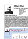 Leak Detection and Distributed Temperature Measurement Sensing System- Brochure