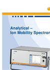 Model A-IMS - Analytical Ion Mobility Spectrometer Brochure