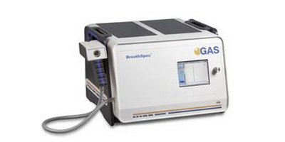 BreathSpec - Gas Chromatograph Ion Mobility Spectrometer
