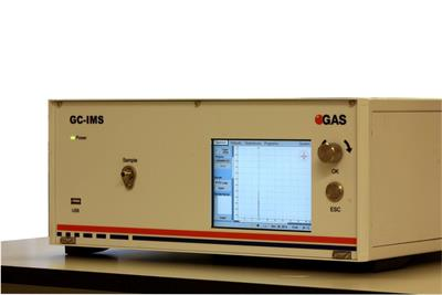 Model GC-IMS - Gas Chromatograph Ion Mobility Spectrometer