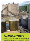 Industrial water, wastewater and processing storage solutions -Brochure