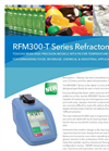 Model RFM300-T - Refractometers- Brochure