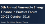 5th Annual Renewable Energy Finance in Practice Forum
