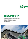 Terminator Direct - Single Shaft Shredder- Brochure