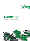Hurrifex - Mobile Stone and Light Material Separator- Brochure